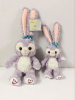 Wholesale Doll Toys For Girls - 50cm Duffy Bear Friend Stella Lou Rabbit Plush Doll Toy Cute Long Eared Ballet Rabbits Plush Soft Stuffed Doll For Girls Gift