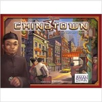 Wholesale Paper Towns - Free shipping Chinatown China Town Negotiate the tycoon Chinatown board game Card version of the Chinese version of the game Study Chinese
