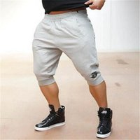 Wholesale Clothes Man Shorts - Wholesale- Clothing brand men shorts in the summer of 2017 fashion week solid cotton shorts more casual slim Fit size