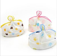 Wholesale Catching Cold - free shipping newbaby hats Baby child hat Protect baby head from catch a cold cotton caps wholesale