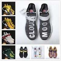 Wholesale Shark Rubber - 2017 Hot Sale NMD EOOOCX Pharrell Williams PW Boost Shark XR1 Duck Camo Birthda Human Race Fashion Casual Sports Running Shoes Size 40-45