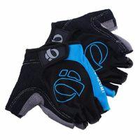 guantes de carretera al por mayor-Guantes de ciclismo al por mayor GEL Bicycle Racing Sport medio dedo MTB ciclismo guante respirable MTB carretera envío gratis