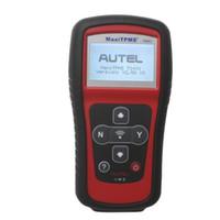 Wholesale Maxitpms Autel - Wholesale- Original AUTEL MaxiTPMS TS401 TPMS Diagnostic and Service Tool TS 401 Scanner Update Online Professional Diagnostic Tool