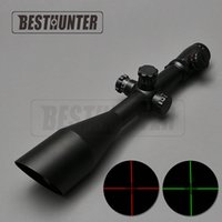 Wholesale Leupold Red Green - NEW Leupold M1 6-24x60 AO Tactical Outdoor Hunting Optics Scope Illuminated Red and Green Mildot Side Wheel Riflescope