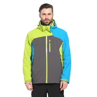 Wholesale Outdoor Jacket Climb Hiking - Outdoor Winter Thermal Fleece Liner Jackets for Men Hiking Climbing Camping All Weather Waterproof Windproof Anti-UV windbreaker