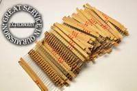 Wholesale 2w Resistor Kit - Wholesale- 1 2w 122 kind * 20 pcs = 2440 pcs (0.3ohm-1m) 5% carbon resister assorted kit