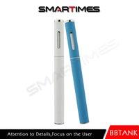 Wholesale Ecig T2 - Hot sale bbtank t1 t2 ecig o-pen Co2 oil vaporizer pen .25 ml .5ml empty cartridge disposable pen vape