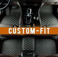 Wholesale Weather Floor Mats - Custom fit car floor mats for Suzuki Alto Jimny Swift SX4 S-cross 3D car styling heavy duty all weather carpet floor liner