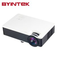 Vente en gros-BYINTEK ML217 Cheap Chine Digital HDMI USB Home Theater Meilleur 1080P Portable Pico LCD LED Vidéo Mini Projecteur Beamer Proyector