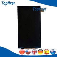 """Wholesale iq iphone - Wholesale- 5.0"""" Touch Display For Fly IQ4514 EVO Tech 4 IQ 4514 LCD Display Screen Digitizer 1PC Lot"""