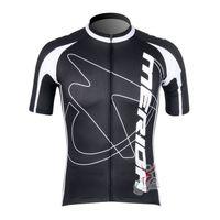 Wholesale Merida Blue - Hot Merida 2017 Cycling Jersey short sleeve shirt Summer tour de france Men Cycling Clothing bike Maillot ropa ciclismo Bike Clothes B2305