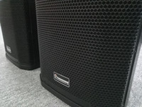 stage monitor active - POWAVESOUND inch stage speaker professional active concert speaker monitor