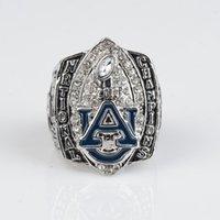 Wholesale Tiger Ring For Men - Newest Design 2010 Auburn Tiger National Team Men Championship Ring for