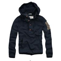 Wholesale Mens Pink Cardigan - Wholesale- 2017 Brand Clothing Mens Hooded Cardigan Jacket For Men Autumn Spring Warm Hoodies Sweat Suit Men Fashion winter Streetwear