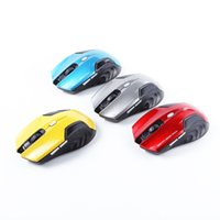 best led optical usb mice  - Newest E-1500 Professional Mice 6 Buttons Gaming Mouse 1200DPI LED Optical USB Wireless Computer Mouse Gamer Peripheral for LOL