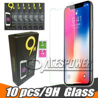 Wholesale Screen For Alcatel - For Iphone X 8 LG K20 STYLO3 x venture lv9 Tempered Glass alcatel plusemix A5 A30 Coolpad defiant 3632 Screen Protector 0.26mm