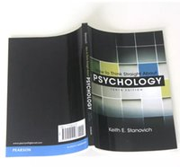 Wholesale How to Think Straight About Psychology th Edition th Edition