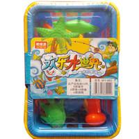 Wholesale Marine Toys For Children - New children's toys interesting marine biology magnetic bulk fishing for children birthday present toys development baby intelligence