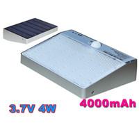 Wholesale Outdoor Sensor Flood Light - Waterproof Solar Lamps motion sensor Led Flood Garden Lights Outdoor Landscape Lawn Lamp Solar Wall Lamps Solar Lights