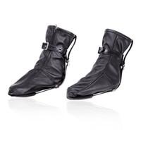 Wholesale Socks For Sex - Kinky BDSM Bondage Leather Padded Boot Booties Feet Restraint Socks Female Foot Fetish Sex Toys For Couple