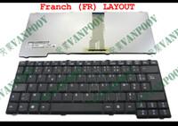"Wholesale Amilo Pro - New Laptop keyboard for Acer Aspire 1500 1620 TravelMate 240 250 2000 For Fujitsu Amilo Pro V2000 V2010 M7400 French FR ""Azerty"""
