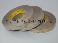Wholesale Transparent Tape Wholesale - 200MP 9495MP LED light strip transparent high temperature resistant double adhesive Paper Tape Good tension toughness Guaranteed authentic