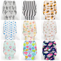 Wholesale Nurse Cases - Baby Stroller Cover Car Seat Canopy Shopping Cart Cover Sleep Pushchair Case Pram Travel Bag By Cover Breastfeed Nursing Covers B2688