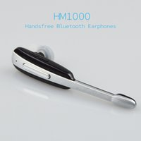 Wholesale Color Hearing Aid - HM 1000 Microphone hearing aids dual driver earphone, Ear Hook Style and Microphone headphone,Noise Cancelling Bluetooth Headphones