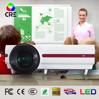 Wholesale Idea Portable - Wholesale- X1500 small business ideas portable smart home use screen led theater projector