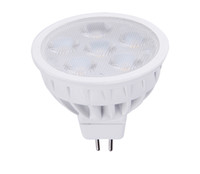Wholesale Dimmable Mr16 Led 6w - SMD Led Light Bulbs gu10 MR16 6pcs 6W Dimmable Led Spot lights led downlight lamps CE UL DHL shipping