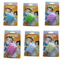 Wholesale toy factory wholesale - Factory Wholesale Mugen Puti Puti Bubble Pop Keychain,Electric Bubble Wrap Puchi Puti Keyring Infinite squeeze Bubble Decompress Speaker Toy