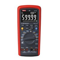 dc-digital-thermometer groihandel-Freeshipping Digital-Multimeter Eletronic AC DC True RMS Auto / Manueller Reichweiteneinlass (nS) C / F-Thermometer VFC LCD-Hintergrundbeleuchtung