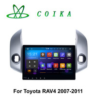 """Wholesale Toyota Android Capacitive - 10.2"""" Capacitive Android System Auto Stereo Car DVD For Toyota RAV4 2006-2011 GPS Navi 1024*600 Resolution Mirror Link OBD DVR WIFI 3G"""