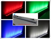 Wholesale Outdoor Led Dmx - (2 pieces lot) China market high quality outdoor led wash light 24x10w rgbw 4in1 wall washer, dmx rgbw wall washer