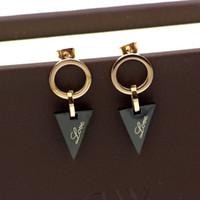 Creolen Neue Mode Knoten Ohrringe Persönlichkeit Dame Ohr Ring Schmuck Großhandel Brincos Grandes Mode Para Mulheres Ohrringe Für Frauen Schmuck & Zubehör
