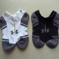 Wholesale under socks - Newest brand Men Socks Football Cheerleaders Stockings Ship boat Short Sports Stocking Under UA socks Ankle skateboard socks free ship