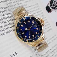 Wholesale Dark Brown Bangs - Quartz Big Bang hot man date brand new drop shipping Mechanical cheap High quality master men watch luxury sports Men's Watches RROL