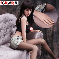 Wholesale chinese sex dolls for men for sale - Group buy igrark Real Silicone Sex Doll For Men chinese Love doll reborn Big Breast Ass Realistic Female Vagina cm158cm140cm TPE Sex Dolls