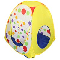 Wholesale Next Cloth - 2016 Hot Previous Next Kids Portable Folding Basketball Ocean Ball Tent Great Funny Outdoor Sport Educational Toy Play House