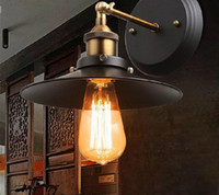 Retro Loft Edison Wand Lampe Schlafzimmer Louis Poulsen Wandleuchten für Zuhause Up Down Rustic Industrial Wall pared