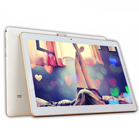 Wholesale Android Tablet W Phone - 10.1 inch Tablets Android 5.1 2GB+32GB 3G Phone Call SIM Card Octa Core IPS Screen Tablet PC W  WiFi GPS
