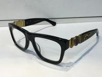 lunettes en or vintage achat en gros de-Designer de luxe Lunettes Prescription Eyewear 426 Lunettes Vintage Cadre Hommes De Mode Lunettes De Vue Avec Le Cas Original Rétro Plaqué