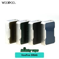 Wholesale Pwm Module - VooPoo DRAG 157W TC Box Mod Powerful PWM and MOS Module Vape Mod Vs CKS Dagger