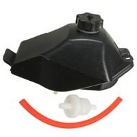 Wholesale Mini Atv Quad Bike - Gas Petrol Tank w  Cap + Pipe Hose + Filter Kit For Mini Moto ATV Quad Bike Kart