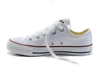 Wholesale Hot New Style - 2015 HOT New 13 Color All Size 35-45 Low Style sports stars chuck Classic Canvas Shoe Sneakers Men's Women's Canvas Shoes