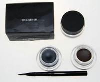 Free shipping Makeuphigh quality makeup waterproof FLUIDLINE EYE LINER GEL 5g(12PCS LOT)