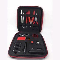 Wholesale Master Diy - Authentic Coil Master mini Kit V3 DIY Tool Kit New Coil Master Tool Kit 2.0 For Atomizer Vape Mod