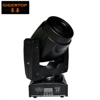 Wholesale Electronic Wheels - TIPTOP TP-L6Q2 60W Led Moving Head Light Color Wheel Gobo Wheel 3 Facet Prism Rotation Electronic Zoom 13 Degree Beam Angle