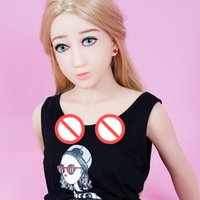 Wholesale Perfect Life Sex Size Dolls - 140 cm sex love doll,small breast perfect sex doll,artificial vagina sex doll for man