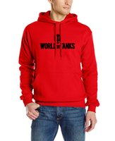 Wholesale Manufacturing Longing - Wholesale- World Of Tanks sweatshirt men fashion tracksuit Manufacture World War ii Tank Men clothing 2017 autumn Funny hooded streetwear
